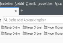 Photo of Firefox 80 – Mehrreihige Lesezeichen-Symbolleiste