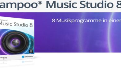 Photo of Ashampoo Music Studio 8 – Musiksoftware für Ihre Songs und Audiodateien + Verlosung