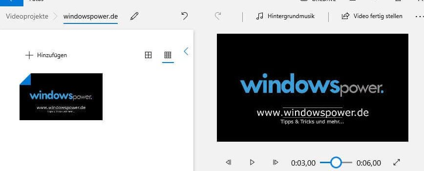 Photo of Windows 10 Video-Editor – Alternative zu Movie Maker
