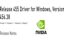Photo of Nvidia GeForce Treiber Version 456.38