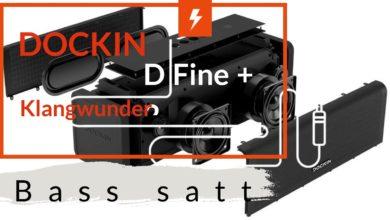 Photo of Dockin D Fine +2 ausprobiert