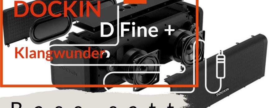 Dockin D Fine 2 ausprobiert