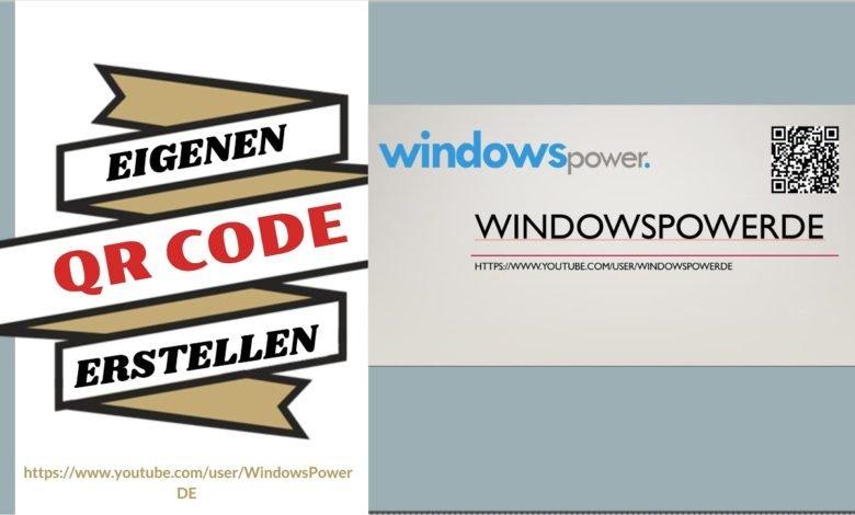 Photo of Eigenen QR Code erstellen mit Powerpoint