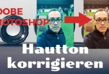 Photo of Hautton korrigieren in 2 Minuten – Adobe Photoshop