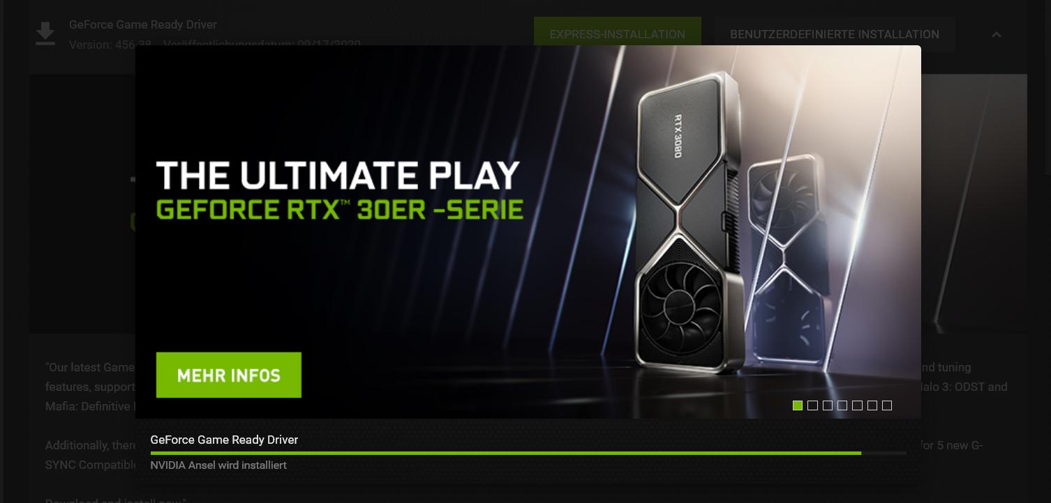 Nvidia Installation
