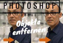 Bild von Adobe Photoshop – beliebige Objekte entfernen in 2 Minuten