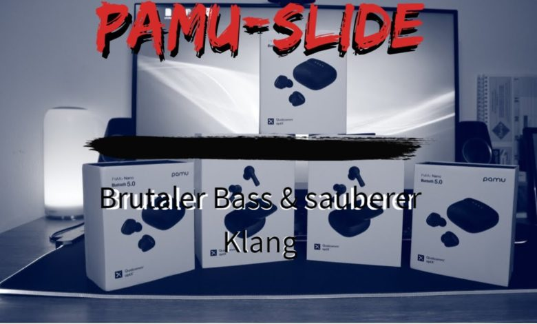 Pamu Slide der Airpod Killer mit brutalem Bass
