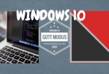 Bild von Windows 10 ALLE Einstellungen aktivieren