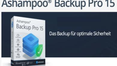 Bild von Ashampoo Backup Pro 15 – Das Backup für optimale Sicherheit – Wir verlosen 4 Lizenzen