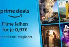Bild von Amazon Prime Deals: Filme für je 0,97€ leihen