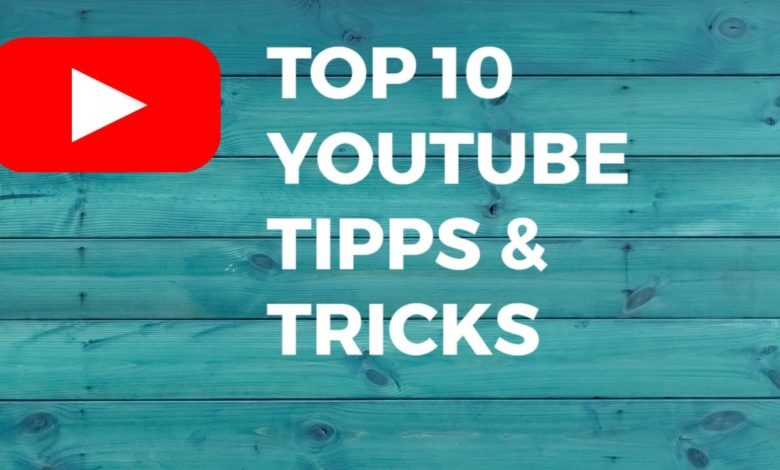 Top 10 Youtube Tipps amp Tricks