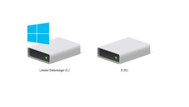 Bild von Kein Zugriff auf externe Festplatte – 5 Tipps
