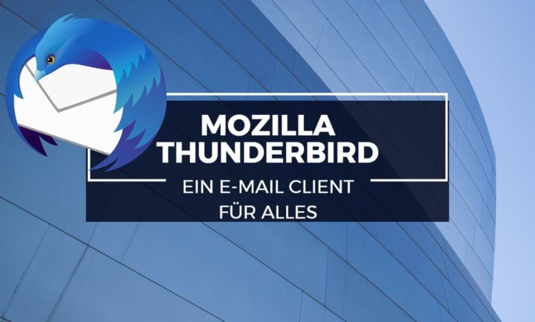 Thunderbird Speicherplatz Anzeigen