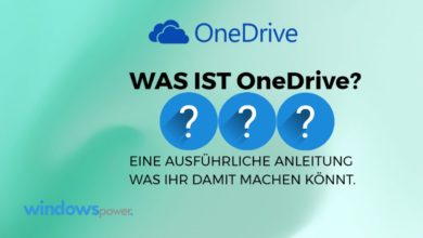 OneDrive einfach erklaert Tutorial