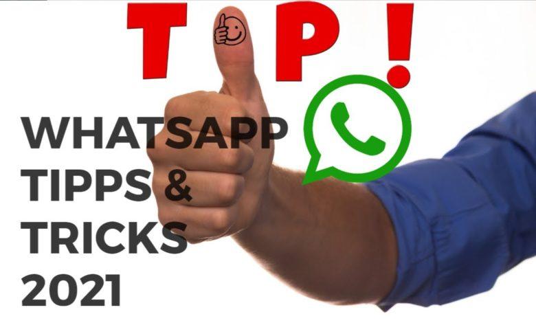 Top WhatsApp Tipps und Tricks 2021