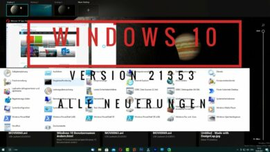 Windows 10 Version 21354 ALLE NEUERUNGEN