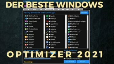 Der beste Windows Optimizer 2021