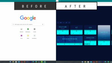 Google Chrome Browser Design anpassen