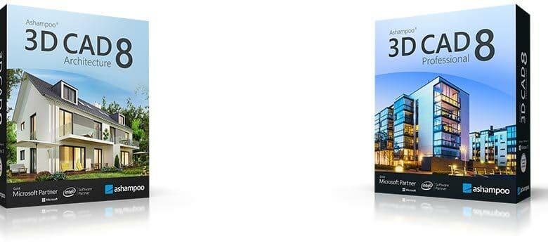 ashampoo 3d cad architecture 8 3d cad professional 8