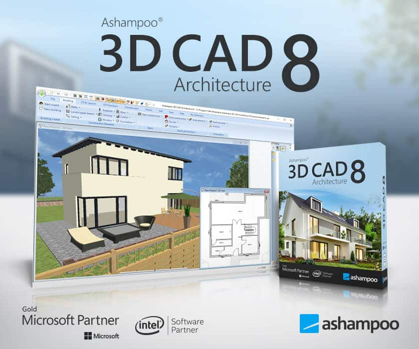 scr ashampoo 3d cad architecture 8 presentation