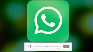 whatsapp voice messaging at double the speed