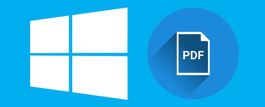 windows 10 microsoft print to pdf
