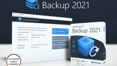 scr ashampoo backup 2021 presentation
