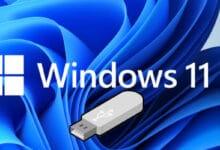 windows 11 usb stick erstellen